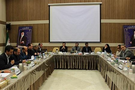 نشست مشترک معاونین پرورشی و تربیت بدنی و مسئولین سازمان دانش آموزی شهرستانهای استان تهران | Sasan Haghshenas