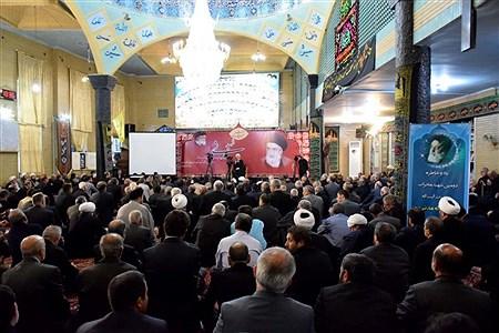 مراسم بزرگداشت سالگرد شهادت آیت الله مدنی در تبریز | Mahdi Rafiee Kia