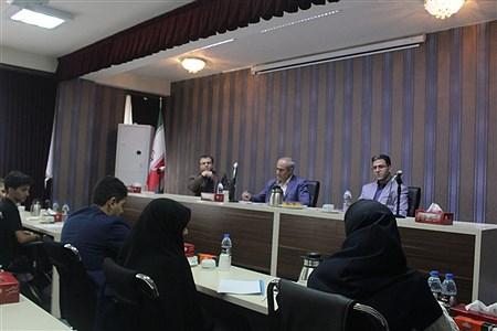 دیدار و گفت و گوی  نمایندگان نهمین دوره مجلس دانش آموزی با مدیر کل آموزش و پرورش آذربایجان شرقی  | Leila Movassag Garamaleki