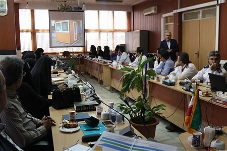 جلسه توجیهی سامانه شبکه ی  توزیع مواد غذایی مجاز در بوفه های مدارس | Zahra Alihashemi