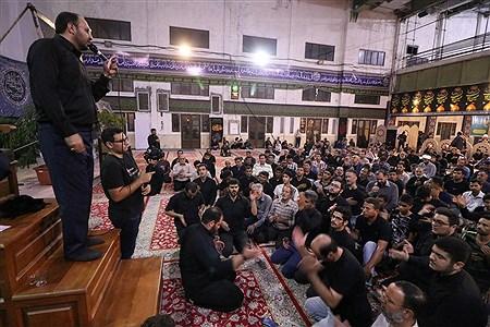 مراسم عزاداری دهه دوم محرم  در جزیره کیش  | Amir Hossein Yeganeh