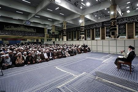 جلسه درس خارج فقه رهبر معظم انقلاب اسلامی | khamenei.ir