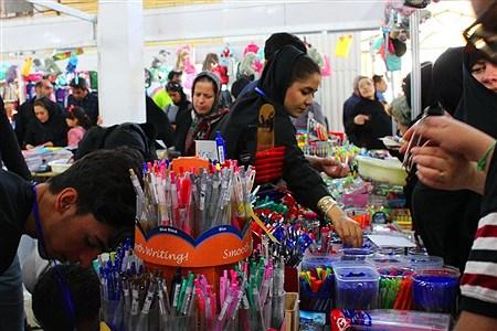 نمایشگاه فروش پاییزه در تبریز | Ehsan Zargari