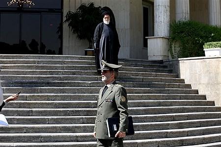 حاشیه جلسه امروز هیئت دولت | Mahdi Maheri