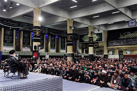 دیدار جمعی از موکبداران عراقی با رهبر انقلاب اسلامی | khamenei.ir