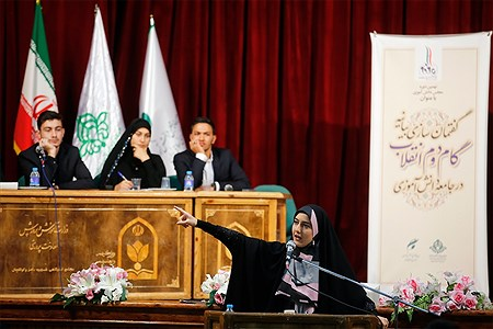 اختتامیه دومین نشست نهمین دوره مجلس دانشآموزی   Mahdi Maheri