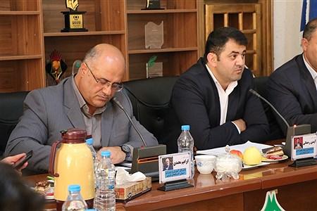 نشست خبری مدیرکل آموزش و پرورش استان و مدیرکل نوسازی ،توسعه و تجهیز مدارس آذربایجان غربی | Reza Maroufi