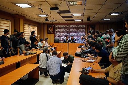 نشست خبری مربیان استقلال و پرسپولیس پیش از بازی دربی | Laya Jebeli