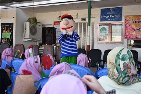 برگزاری آیین شکوفه های حسینی در امیدیه  | Yasaman Narimisa