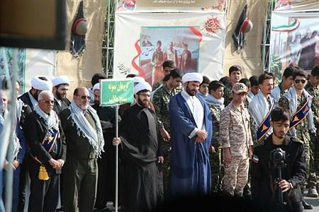 برگزاری مراسم صبحگاه مشترک نیروهای مسلح در شهر قدس | Mohammad javad maher