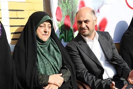 مراسم آغاز سال تحصیلی جدیددر آموزشگاه فضیلت ناحیه یک بهارستان   Zahra Fathalizadeh