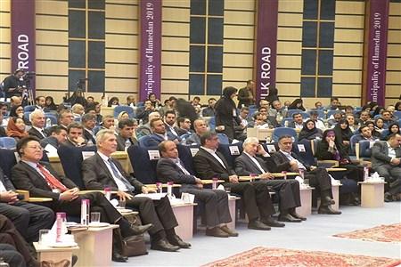 نشست های جهانی راه  ابریشم | Hannaneh Farahani