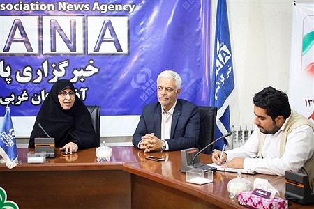 حضور مدیرکل پاسخگویی به شکایات وزارت آموزش و پرورش درسازمان دانش آموزی آذربایجان غربی | Behzad Golestani