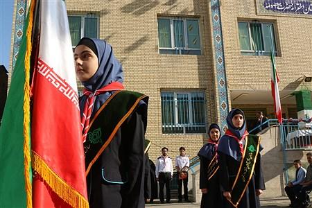 جشن عاطفه ها در شهر تهران | Zahra Alihashemi