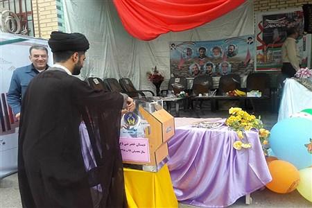 آیین جشن عاطفه ها در شوشتر برگزارشد | Peymaneh Saleh Nejad