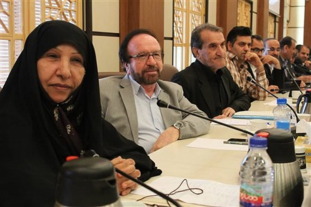 نشست شورای آموزش و پروش خوزستان  با حضور وزیرآموزش و پرورش در اهواز | Mohamad Salmani Abbiat