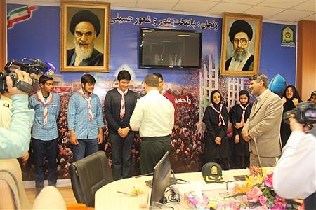 دیدار با فرمانده نیروی انتظامی    Masoud Rostami