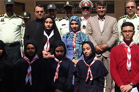 دیدار با فرمانده نیروی انتظامی  | Masoud Rostami