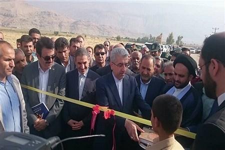 سفر وزیر نیرو به استان کهگیلویه و بویراحمد   samadehsani
