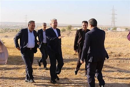 سفر وزیر نیرو به استان کهگیلویه و بویراحمد  