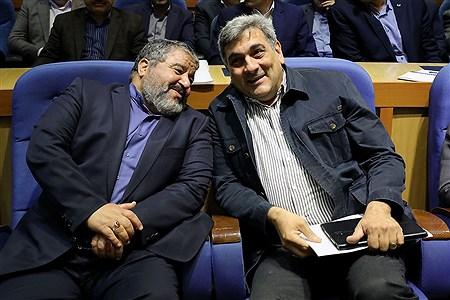 دومین همایش ملی شهرداران در حوزه پدافند غیرعامل | Bahman Sadeghi