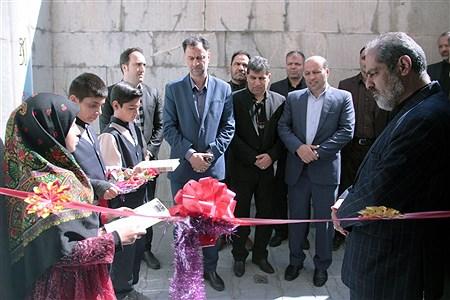 افتتاح دو خانه بازی و نشاط در مدرسه با حضور مدیرکل تربیت بدنی و فعالیت های ورزشی وزارت آموزش و پرورش | Moahmmad Hossein Azami