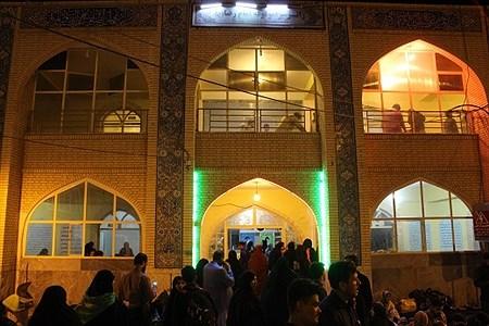 زائران حسینی پاکستانی در موکب زائر سرای امام رضا (ع) زاهدان | amin moaddabnia