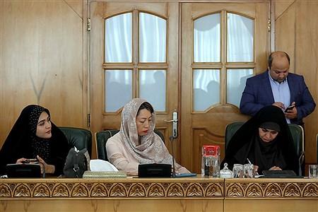 نشست خبری سخنگوی دولت   Bahman Sadeghi