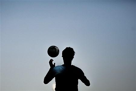 تمرین تیم ملی فوتبال   Ali Sharifzade