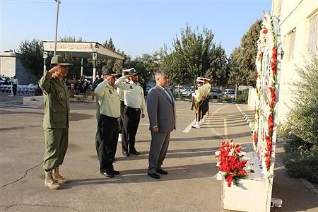 مراسم صبحگاه مشترک فرماندهی نیروی انتظامی شهرستان اسلامشهر | Sasan Haghshenas