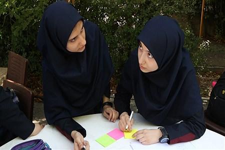 رویداد کارآفرینی دانش آموزان | Zahra Alihashemi