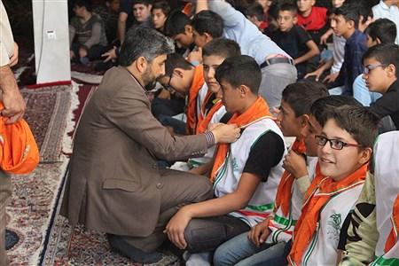 مراسم سوگواری سالار شهیدان در آستانه اربعین حسینی | MohammadReza Ebrahimi