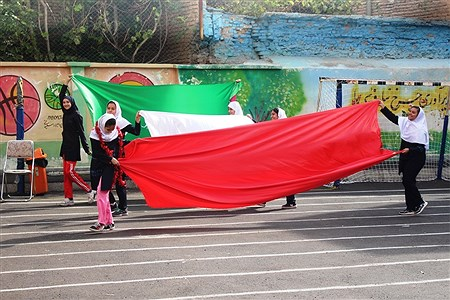 افتتاح مدرسه پویا در ارومیه | Reza Maroufi