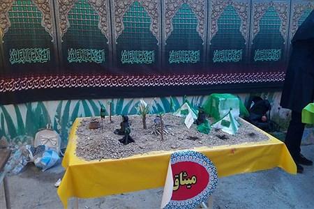 برگزاری نمایشگاه یادواره عصر عاشورا در شوش | Fahimeh Abulkhani