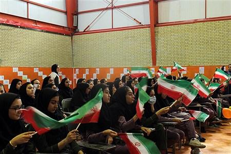 مراسم زنگ هفته بهداشت روان در مدارس آذربایجان شرقی | Leila Movassag garamaleki