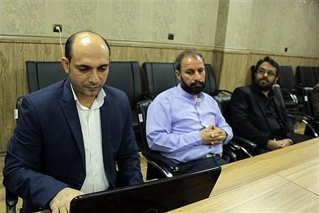 برگزاری جلسه شورای پشتیبانی نهضت سواد آموزی در چهاردانگه | Farzad Mohammadi