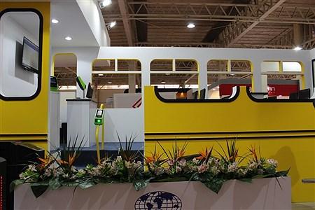 نمایشگاه بین المللی حمل و نقل عمومی و خدمات شهری تهران98 | Sasan Haghshenas