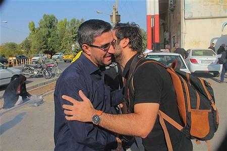 اعزام کاروان پیاده روی اربعین دانشجویی استان قم | Mohammad Darghahi