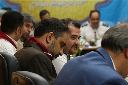 نشست مدیران سازمان دانش آموزی مناطق 19گانه شهر تهران و اداره استثنایی   Zahra Alihashemi