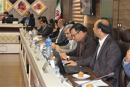 ششمین جلسه شورای آموزش و پرورش زنجان | Abbas Bakhshi