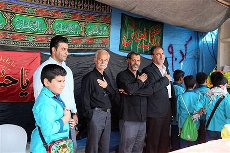حال و هوای زائران اربعین و خدمت رسانی موکب عشاق الحسین سازمان دان آموزی خرمشهر   Mohamad Shahrokh Nasab
