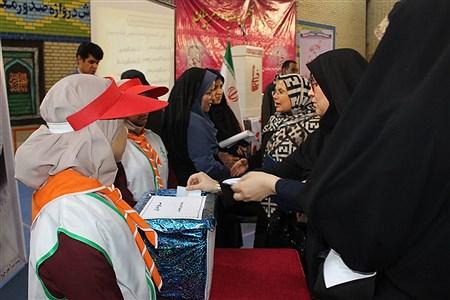 جلسه عمومی انجمن اولیاء دبیرستان شهید سهام خیام بوشهر | Abol ghasem Abdollahi