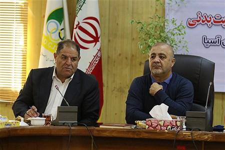 نشست خبری مسابقات قهرمانی فوتسال مردان آسیا در ارومیه | Amir Hosein Mollazade