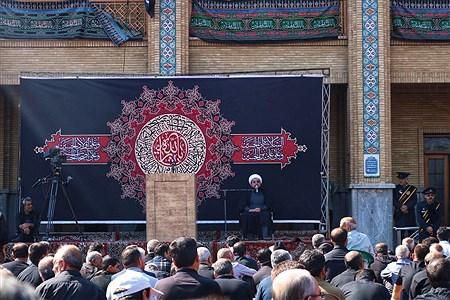 شور حسینی در حرم مطهر احمدبن موسی  | Ahmadreza Karimiyan