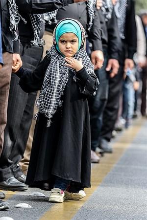 عزاداری خیابانی اربعین حسینی در ارومیه | Amir Hosein Mollazade