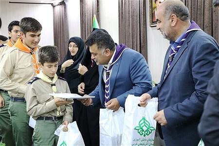 آیین تجلیل از برترین های اردوی ملی پیشتازان سازمان دانش آموزی در ارومیه2 | Reza Maroufi