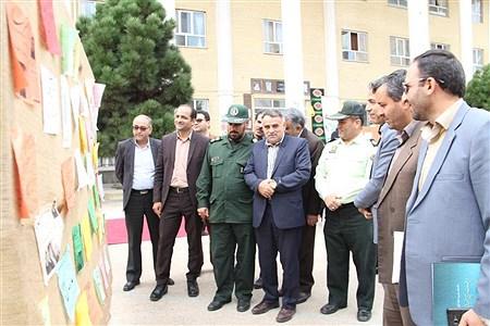 بجنورد(پانا) - بیست ودومین  دوره انتخابات شورای دانش آموزی درهنرستان محمودیه  خراسان شمالی برگزارشد | Anis Hamidi