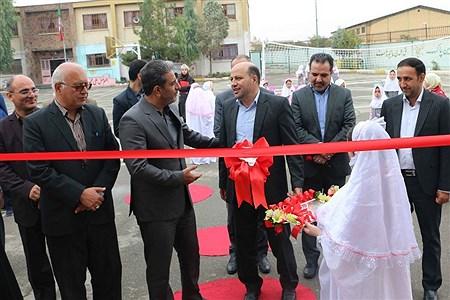 آیین افتتاحیه کلاس درس تربیت بدنی در آموزشگاه علی ابن ابیطالب (ع) کهریزک  | Hadi FakhariSalsm