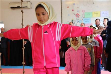 آیین افتتاحیه کلاس درس تربیت بدنی در آموزشگاه علی ابن ابیطالب (ع) کهریزک    Hadi FakhariSalsm