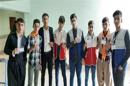 انتخابات شوراهای دانش آموزی  شهرستان های آذربایجان غربی  | Pana